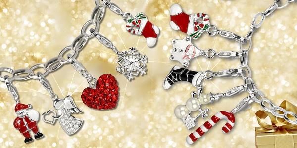 Schmuck Weihnachten.Charms Schmuck Shop Weihnachten Charms News