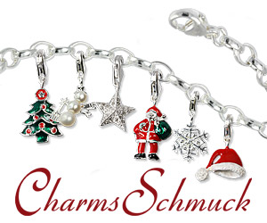 Weihnachts-Charms